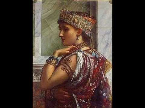 Faces of Ancient Middle Eastern women Part 1
