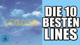 SHINDY: DREAMS - die 10 besten Lines