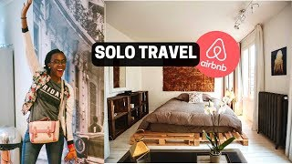 Gambar cover 5 MUST KNOW AirBnb Solo Travel Tips!