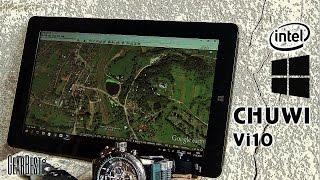 Мой EDC планшет CHUWI Vi10/Intel® Atom™/Черный Сталкер