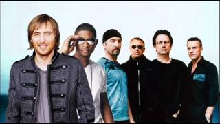 U2 vs. David Guetta ft Usher - With Or Without You