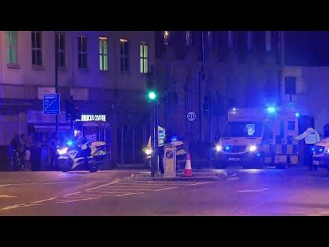 BREAKING NEWS: Police dealing with an 'incident' on London Bridge