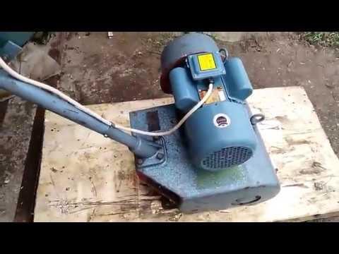 Строгальная Циклёвочная машина с ножами для деревянных полов.