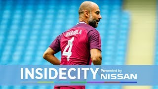 PEP PLAYS FOR CITY | Nike Kit Shoot, WWE and more! | INSIDE CITY 296