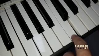 Oprava hlučné klaviatury u elektronických klávesových nástrojů