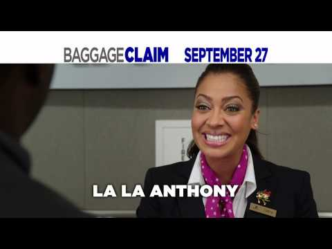 BAGGAGE CLAIM: Meet the Cast TV Spot