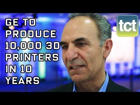 Ge To Produce Orinters In Ten Years