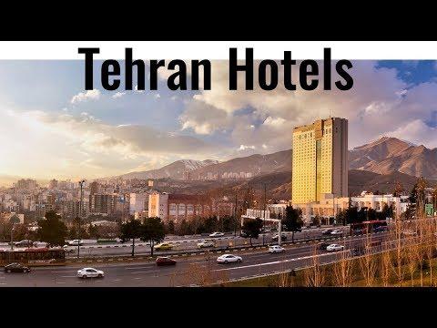 Tehran Hotels - Five Star hotel only 40$ per night | هتل های تهران