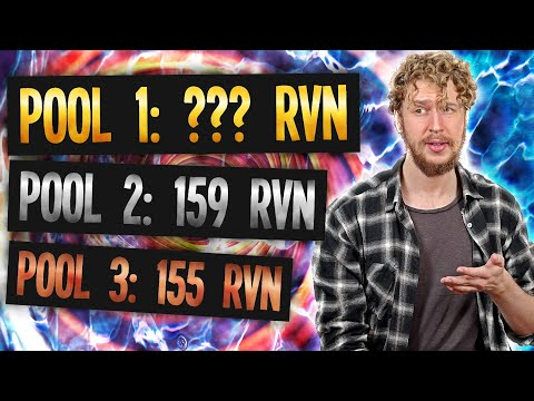 What's the best Ravencoin mining pool 2021? One week RVN profitability comparison!