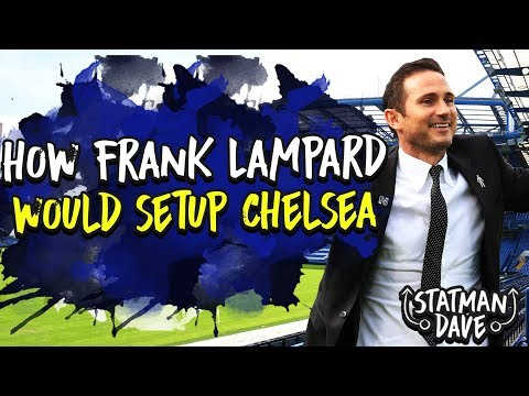 How Would Lampard Set Up Chelsea | Starting XI, Formation & Transfers