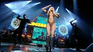Lady Gaga - Poker Face (Live at Orange Rockcorps) thumbnail