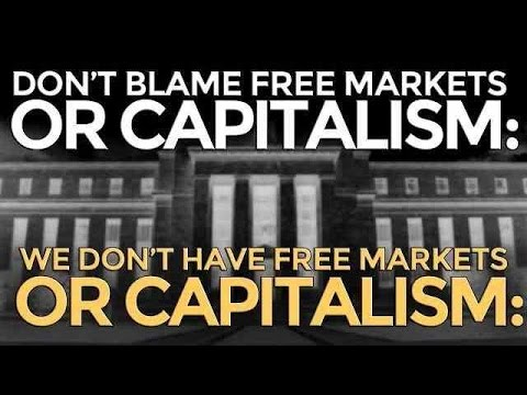 Erik Townsend: What We Have Now Isn't Capitalism