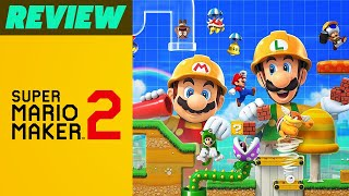 Super Mario Maker 2 Review (Video Game Video Review)