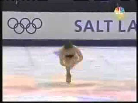 2002 Salt Lake City Olympics   Sarah Hughes LP