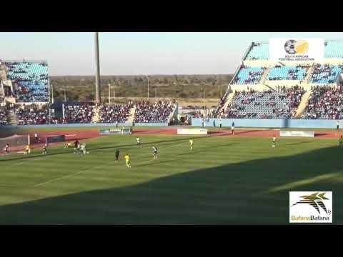 Botswana vs SA | CHAN