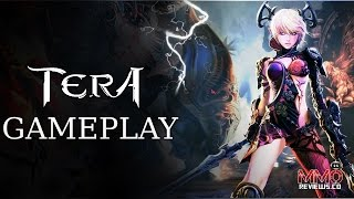 Tera Gameplay 2015 First Look | Free to Play Action MMORPG