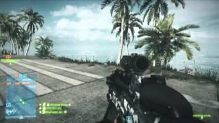 Battlefield 3: Human Bullet
