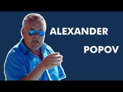 Gennadi Touretski about Alexander Popov