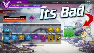 The Season 9 Battle Pass is TERRIBLE! (Apex Legends Update)