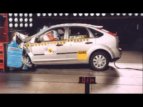 Ford Focus C Max Safety Rating