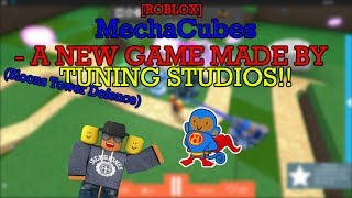 [Roblox] MechaCubes A NEW GAME BY TUNING STUDIOS! (Bloons Tower Defence)