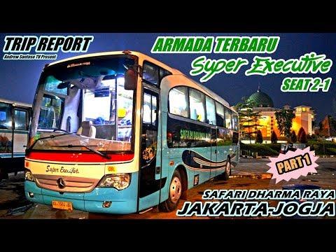 TRIP REPORT - NEW OBL SUPER EXECUTIVE (SEAT 2-1) JAKARTA-JOGJA. ARTI SEBUAH KENYAMANAN !!! [PART 1]