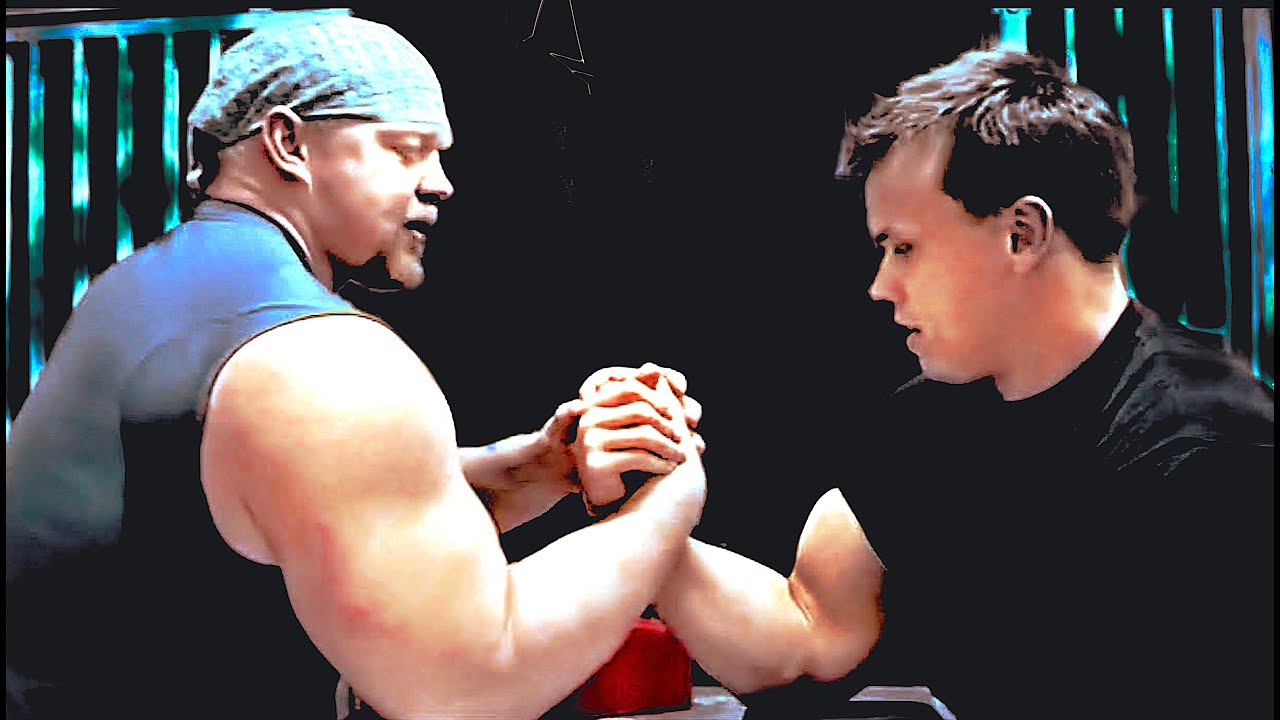 Magnus:  SECRETS of ARMWRESTLING + shows FAMOUS ARM BREAKER ( + How to avoid it )
