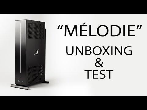 "Pure Perception ""MÉLODIE"": Unboxing & Test + CONCOURS!!!"