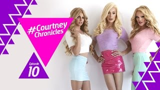 Behind The Scenes: American Apparel Ad Girls - The Courtney Chronicles Episode 10 thumbnail