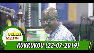 KORKOKOO DISCUSSION SEGMENT ON PEACE 104.3 FM (22/07/2019)