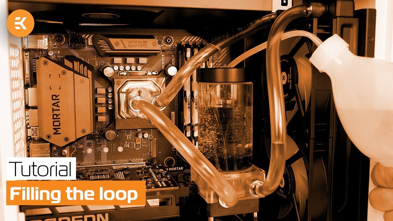 Filling the Loop