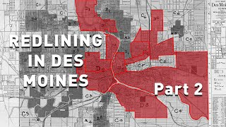 Part 2: How to Read a Redlining Map
