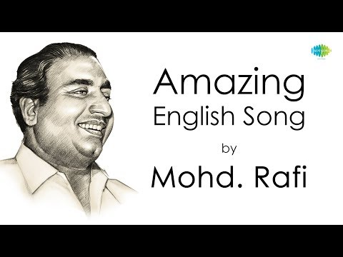 """English song sung by Mohd Rafi """"The She I Love"""" 