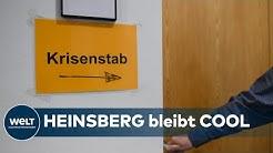 WELT HINTERGRUND: Coronavirus - Wie der COVID-19-Krisenstab in Heinsberg arbeitet