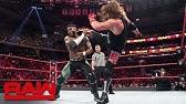 Cedric Alexander vs. AJ Styles: Raw, Sept. 9, 2019