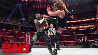 Cedric Alexander vs. AJ Styles: Raw, Sept. 9, 2019 thumbnail