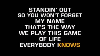 Dixie Chicks - Everybody Knows (Karaoke)