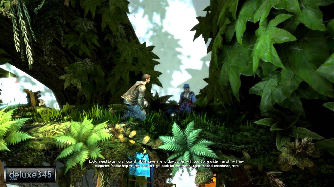 Flashback Gameplay (PC...