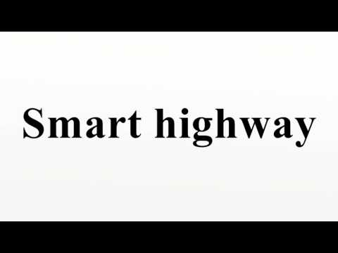 Smart highway