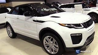 2018 Range Rover Evoque HSE Convertible - Exterior and Interior Walkaround - 2018 Montreal Auto Show