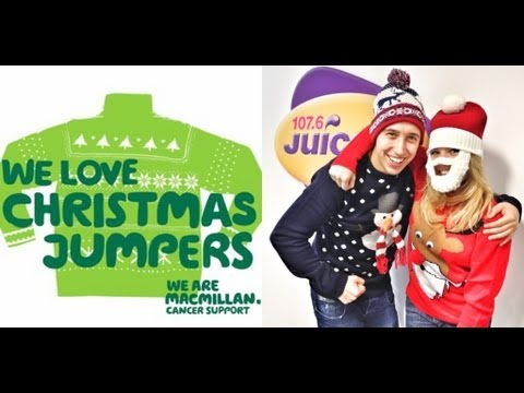 christmas jumper day macmillan