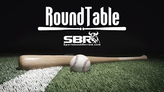SBR Sports Betting Roundtable | IFBC Talk, College Football & Favorite NFL Season Win Total Bet!