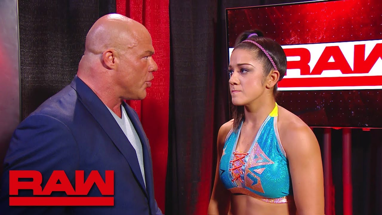 Bayley must go to counseling: Raw, June 25, 2018