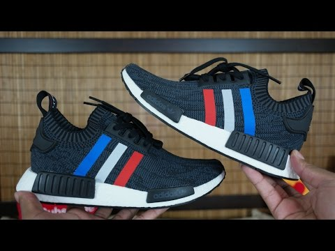 SCOOPED ADIDAS TRI COLOR NMD TODAY