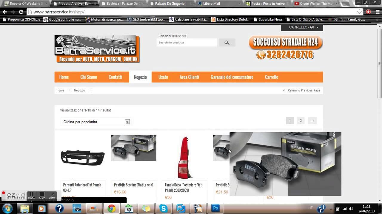 9f81ce1098c1 Realizzazione siti internet Palermo SMWnet - YouTube