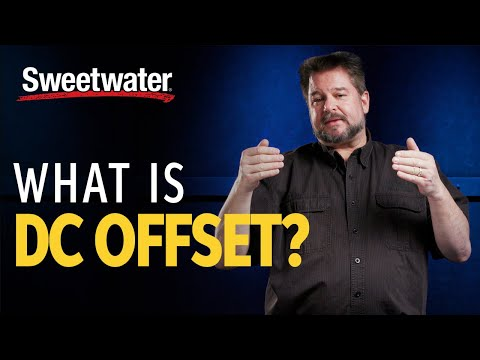 What Is DC Offset?