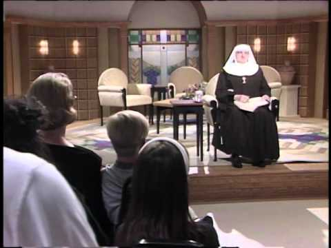 Mother Angelica Live Classics - 2014-07-14 - Blueprint for Life - Mother Angelica
