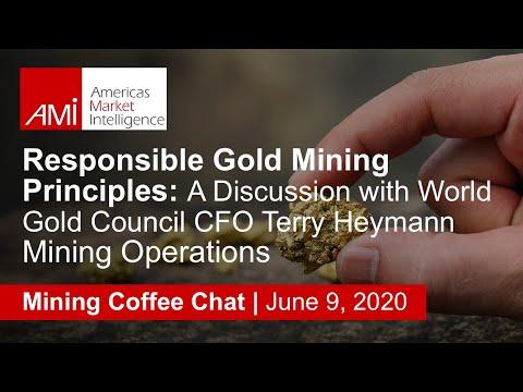 Responsible Gold Mining Principles