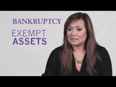 What Assets Can I Keep if I File Bankruptcy?