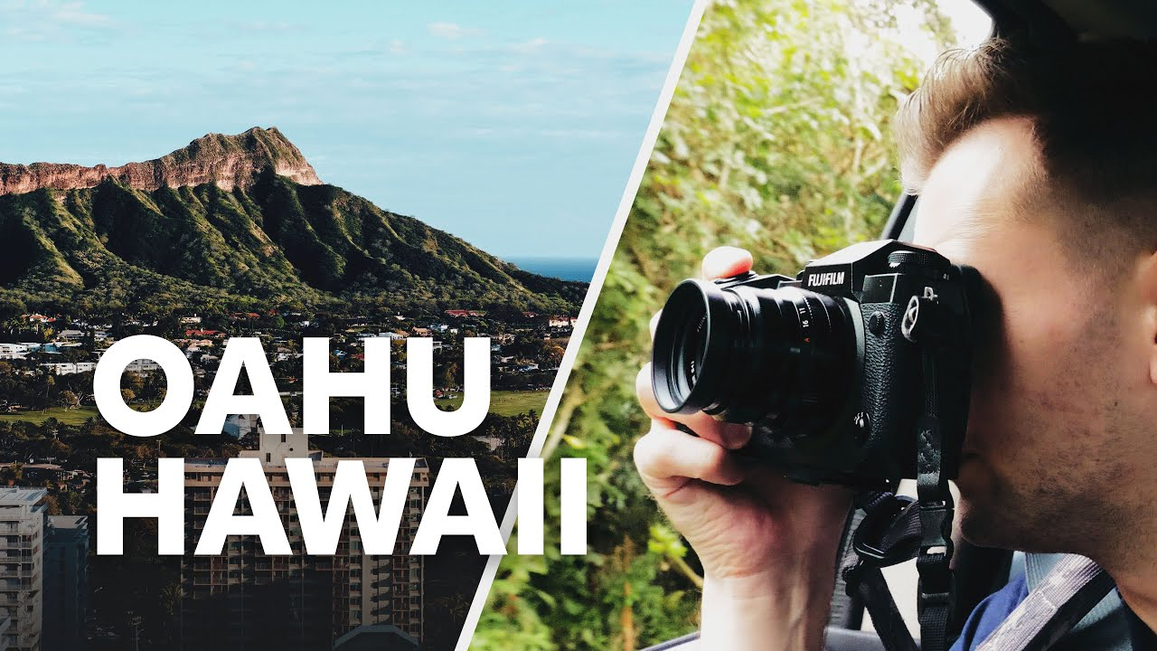 FIRST TIME in HAWAII — Oahu Travel Photography Vlog